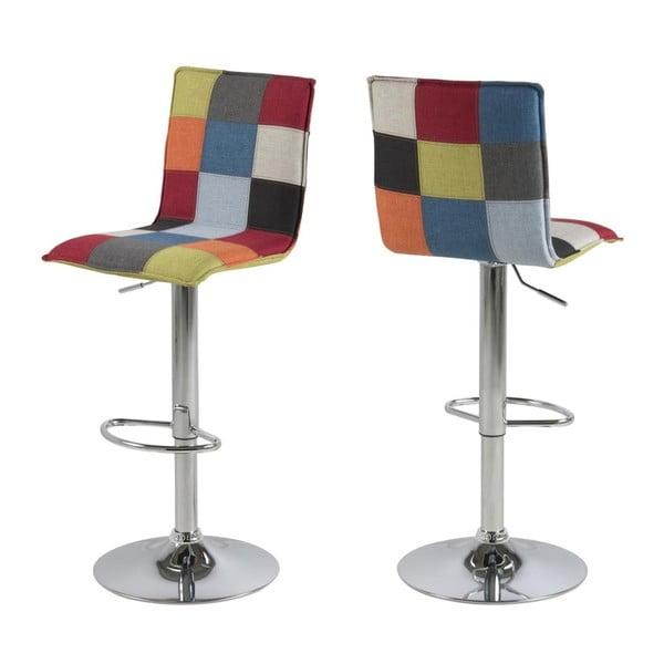 Barová stolička Actona Paulo Anela
