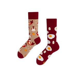 Ponožky Many Mornings Egg and Chicken, veľ.35-38