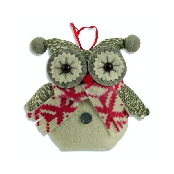 Dekorácia Gufo Owl