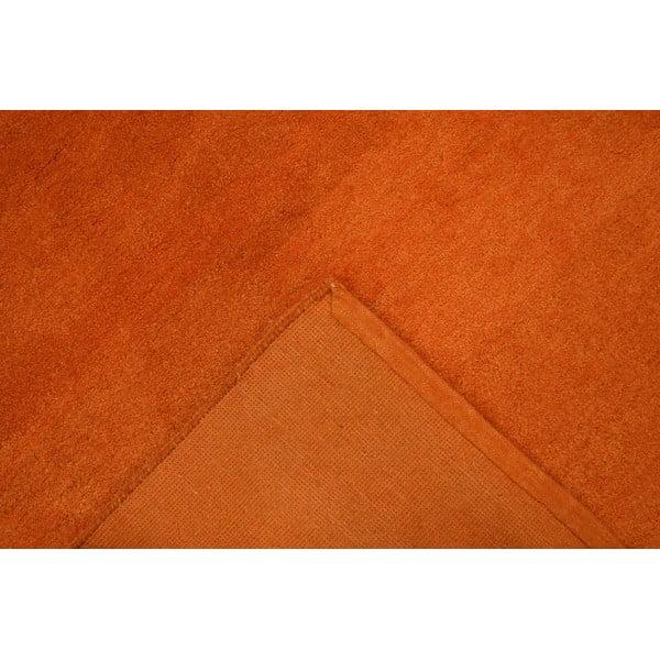 Vlnený koberec Kerima Orange, 170x240 cm