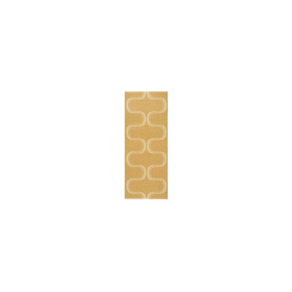 Vysoko odolný koberec Waves V5, 60x110 cm