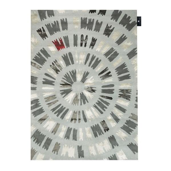 Koberec Single Grey, 140x200 cm