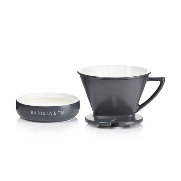 Keramický dripper na prekvapkávanú kávu Barista & Co