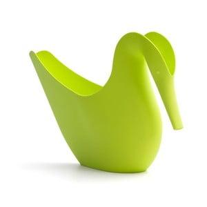 Kanvička QUALY Swan, zelená