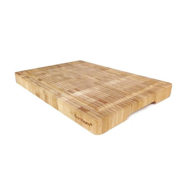 Bambusová doska Bambum, 35x25 cm