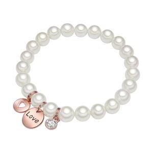 Perlový náramok Perldesse Ame, perla 8 mm