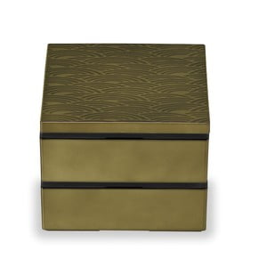 Desiatový box Wamoyou Green, 1200 ml