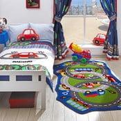 Detský koberec Circle Track, 100x165 cm