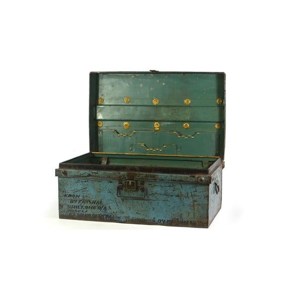 Kufor Orient 45x74 cm, modrý