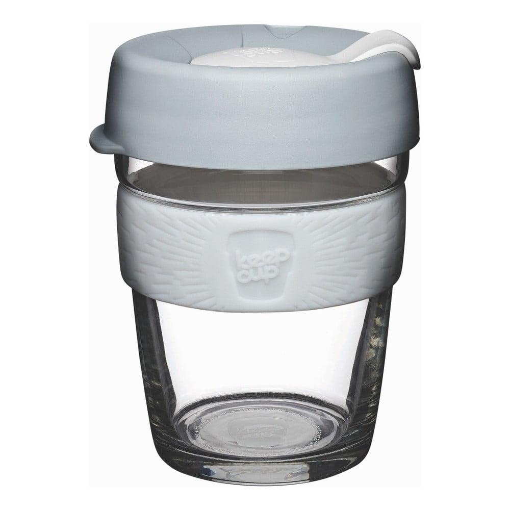 Cestovný hrnček s viečkom KeepCup Brew Cino, 340 ml