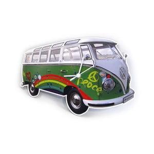 Nástenné hodiny VW Camper Peace