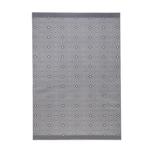 Sivý koberec Zala Living Quadrangle, 200×290cm