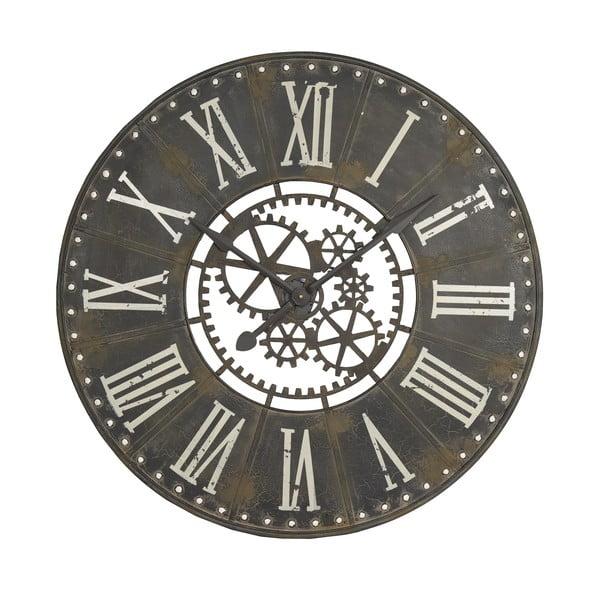 Nástenné hodiny Industry, 91 cm