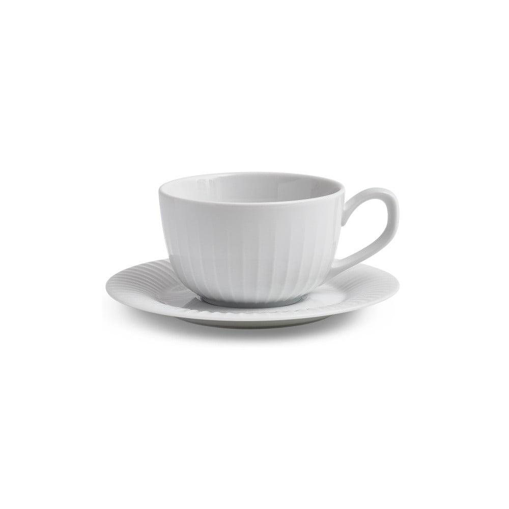 Biely hrnček Kähler Design Hammershoi, 250 ml