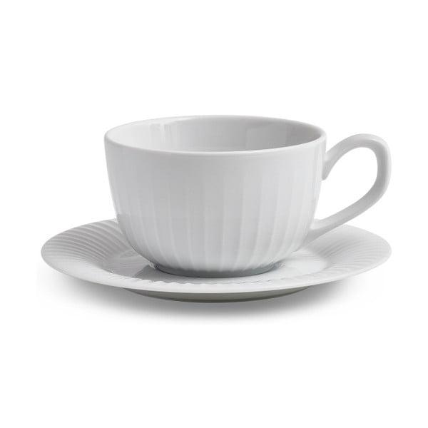 Biely porcelánový hrnček Kähler Design Hammershoi, 250 ml