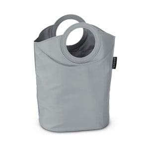 Taška na bielizeň Quick Grey, 50 l