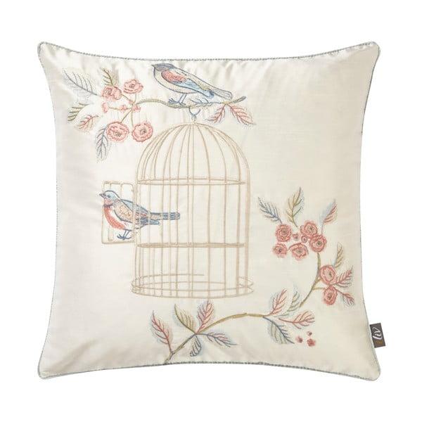 Vankúš Song Bird, 45x45 cm