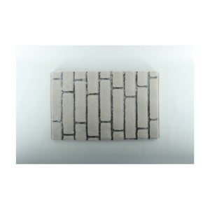 Sivá kúpeľňová predložka U.S. Polo Assn Virginie, 60 x 100 cm
