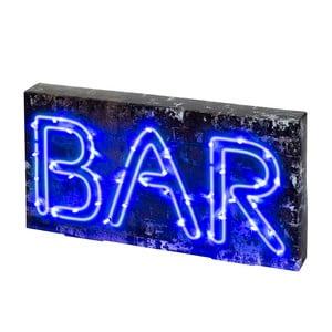 Svietiaci nápis Talking Tables Bar