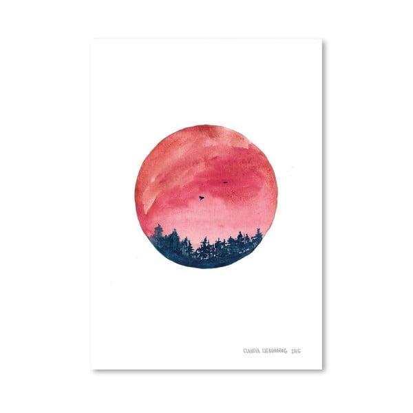 Plagát Vanilla Sky, 30x42 cm