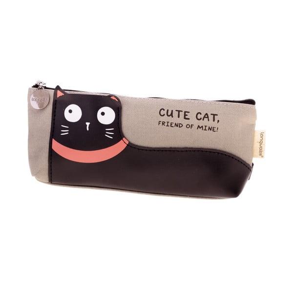 Sivý peračník Languo Lazy Cat