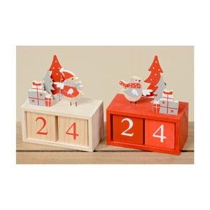 Sada 2 adventních kalendárov Boltze Fipsi
