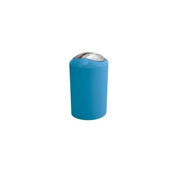 Odpadkový kôš Glossy Blue, 3 l