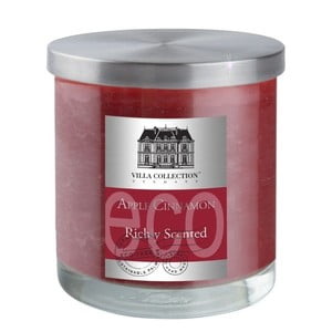 Sviečka s vôňou jablka a škorice Villa Collection
