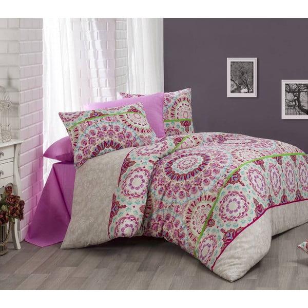 Obliečky Romance Pink, 200x220 cm