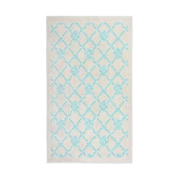 Koberec Bukle Sarmasik Turquoise, 100x200 cm