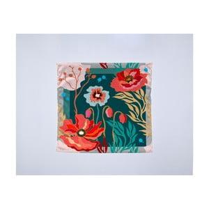Módne šatka Madre Selva Logoom Garden, 55 x 55 cm