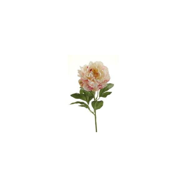 Umelý kvet Pivónia, svetlofialová