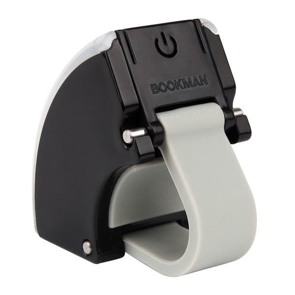 Čierne USB predné svetlo Bookman
