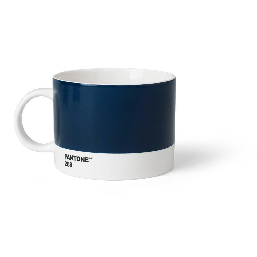 Tmavomodrý hrnček na čaj Pantone, 475 ml