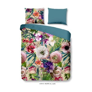 Bavlnené obliečky Good Morning Tropical, 200×200 cm