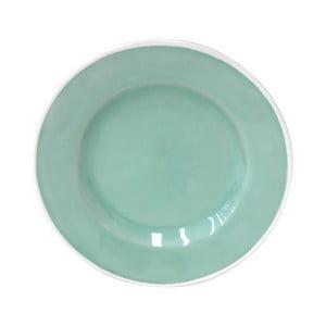 Svetlozelený keramický tanierik Costa Nova Astoria, ⌀ 15 cm