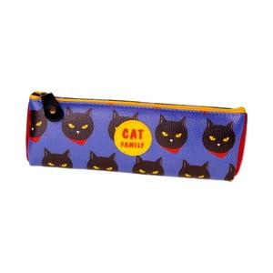 Školský peračník Cat, modrý