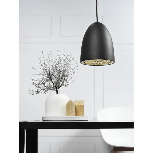 Stropné svetlo Nordlux Nexus 20 cm, čierne