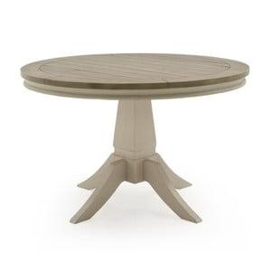 Okrúhly jedálenský stôl z borovicového dreva VIDA Living Croft