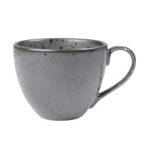 Sivá kameninová šálka na čaj Bitz Mensa, 460 ml