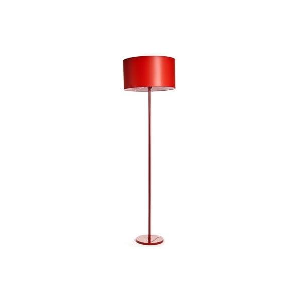 Stojaca lampa Metal Red