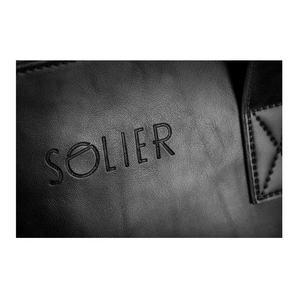 Pánska taška Solier S05 Black