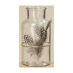 Váza Boltze Feather, 16cm