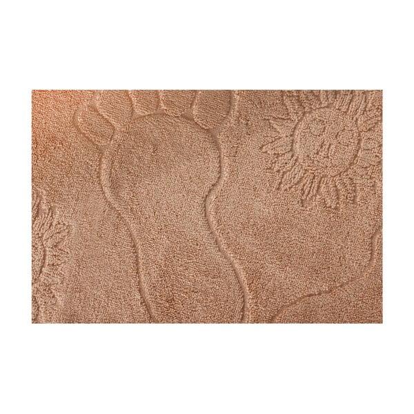 Kúpeľňová predložka Sveta Orange, 50x70 cm