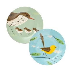 Sada 2 tanierov Birdy, 26 cm