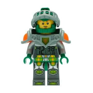 Hodiny s budíkom LEGO® Nexo Knights Aaron