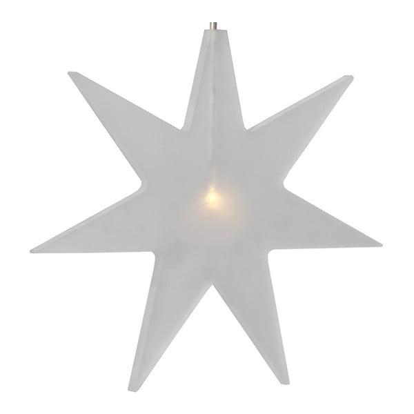Svietiaca LED dekorácia Best Season Karla, 30 cm