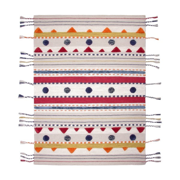 Detský koberec Tribal, 100x140 cm