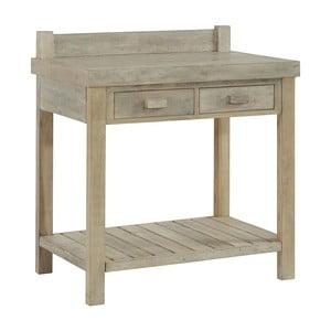 Konzolový stolík s šuplíky Mahe