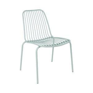 Mätovozlená stolička vhodná do exteriéru Leitmotiv Lineate